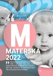 MATERSKÁ 2022