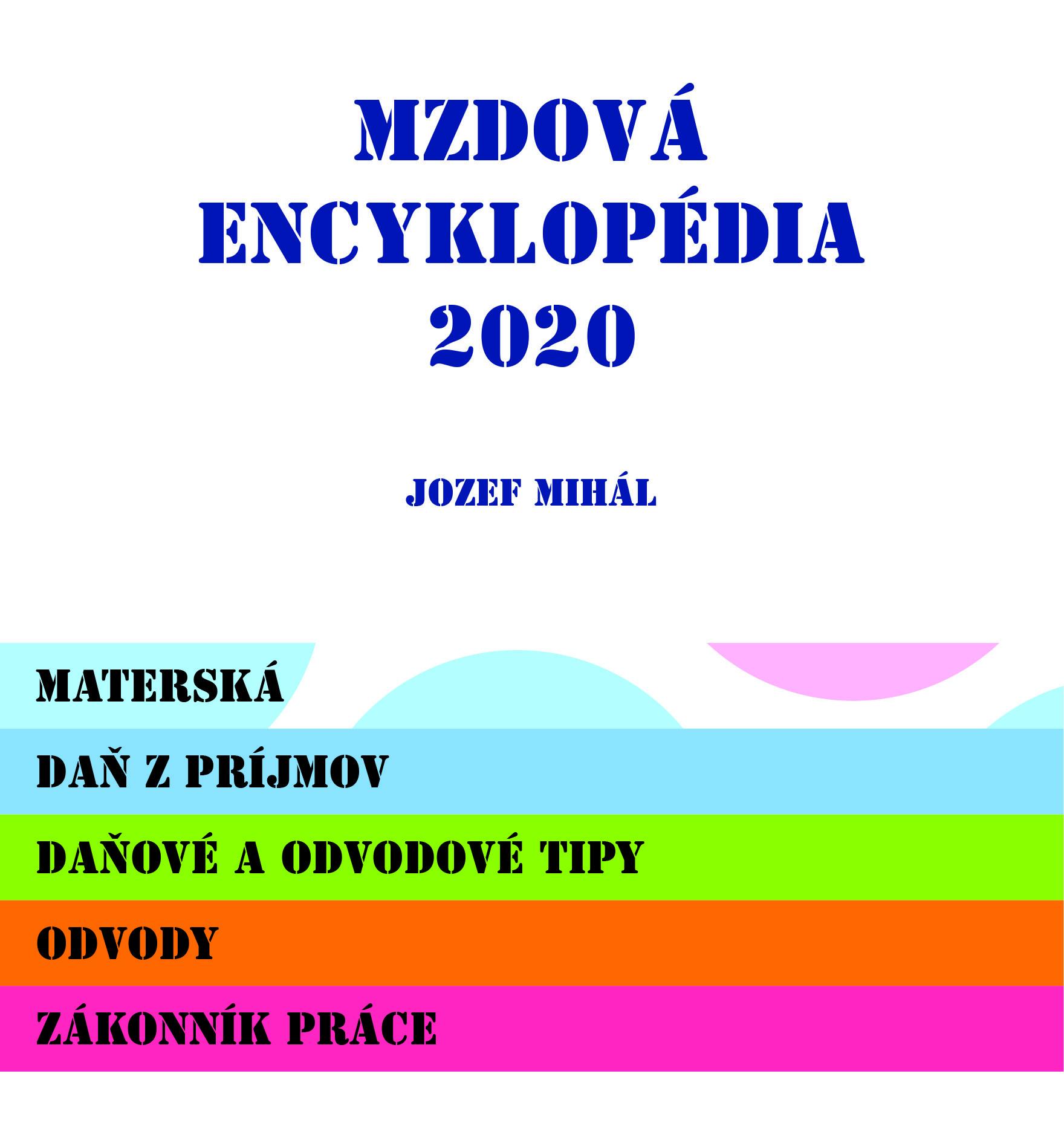 MZDOVÁ ENCYKLOPÉDIA 2020